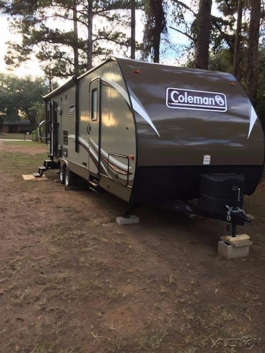 2017 Dutchmen Coleman 2605rl Travel Trailer 15 000