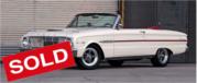 Cars 1963 Ford Falcon Sprint © 2015 Ron Avery