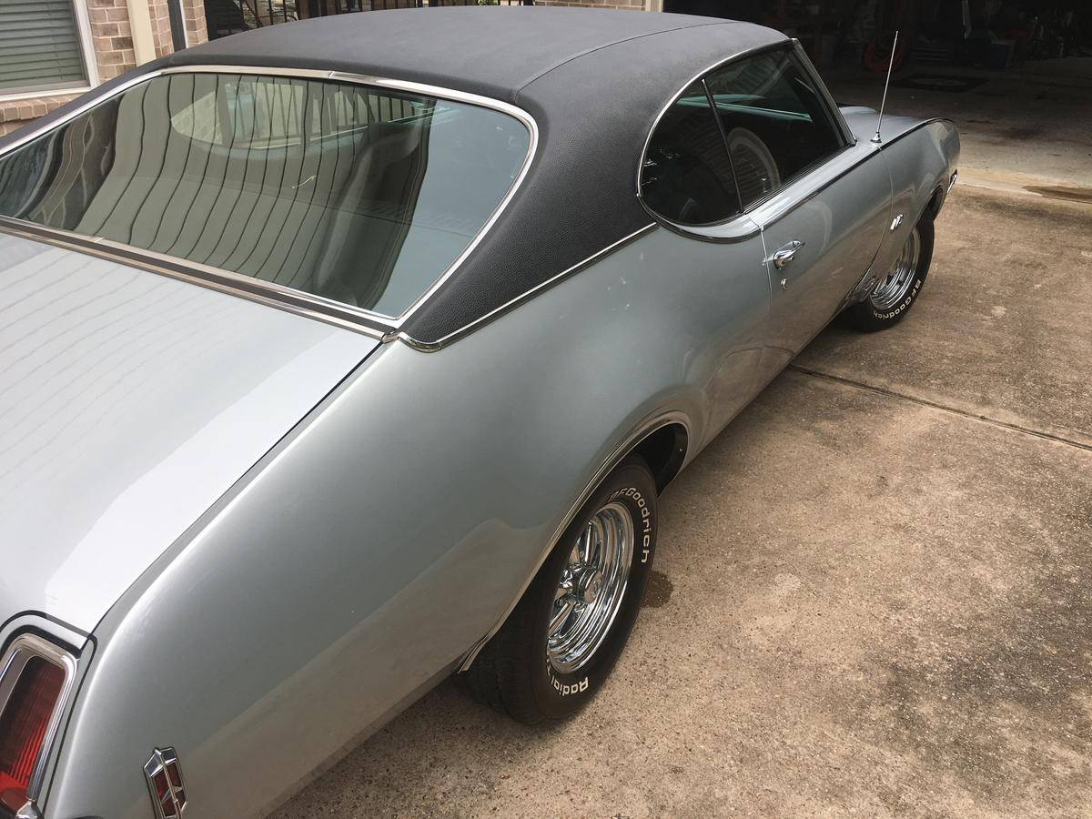 69 Olds442 - 4