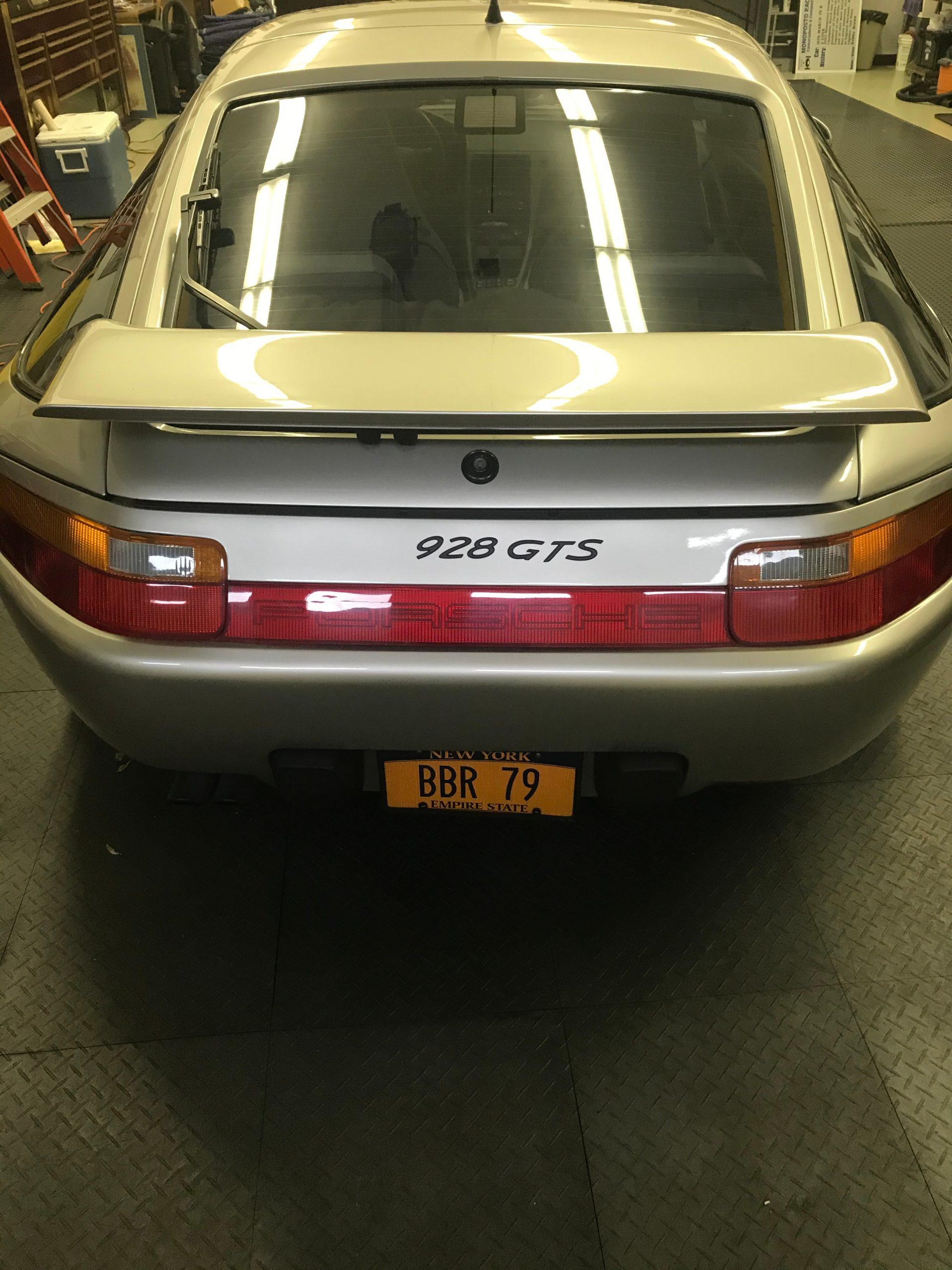 93 P928GTS - 2