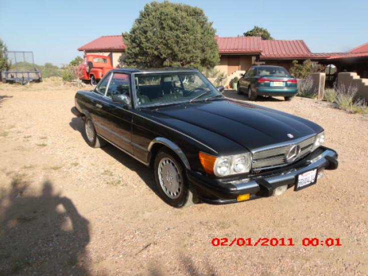 1986 mercedes 560sl-1